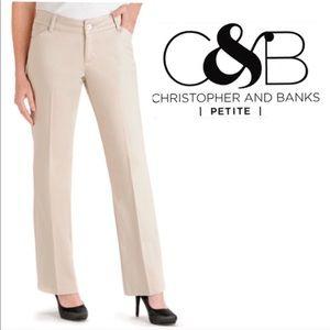 Christopher & Banks Pants - Christopher & Banks Petites Pants